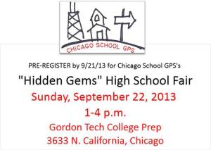 Hidden Gems Fair