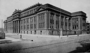 Lincoln Park HS, built 1899